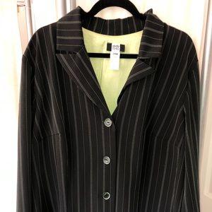 Studio 1940 Business Dress Skirt Suit Size 24W